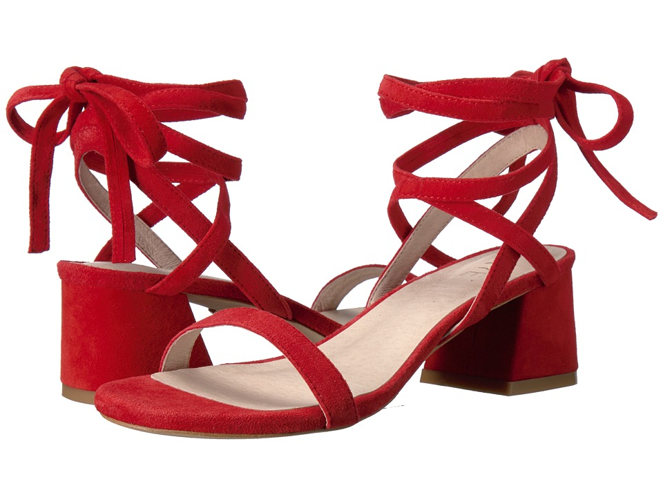 RAYE - Candy (Rouge) Women's Sandals