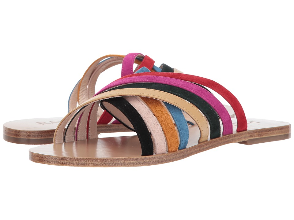 RAYE - Silvie (Rainbow Multi) Women's Sandals