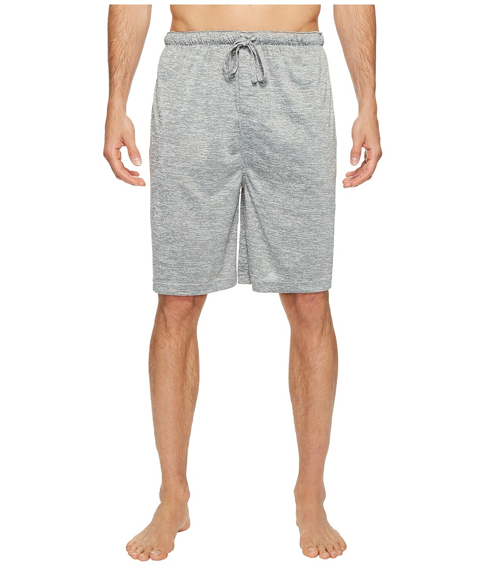 Jockey - Poly End-on-End Sleep Jam (Heather Grey) Men's Pajama