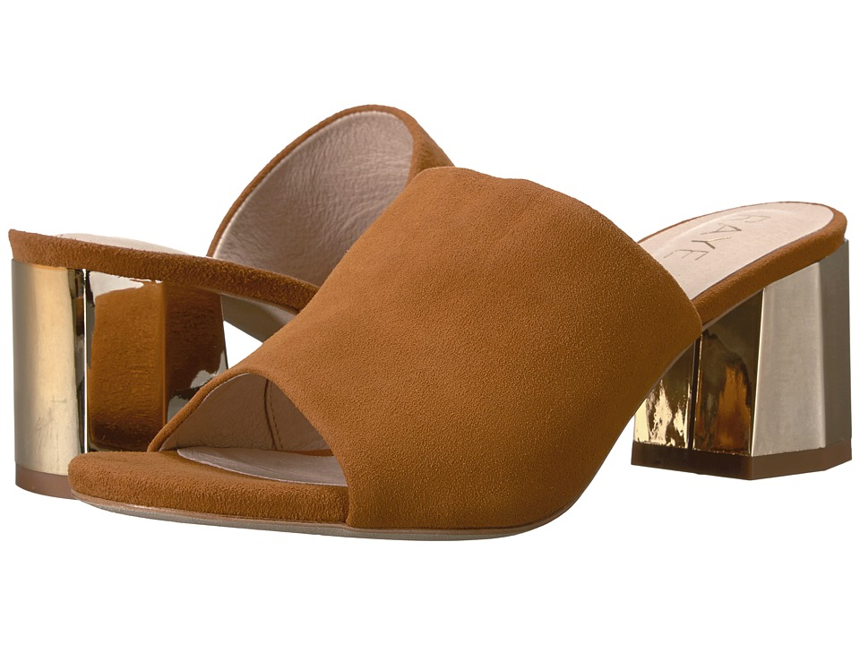RAYE - Cody (Whiskey) Women's Sandals
