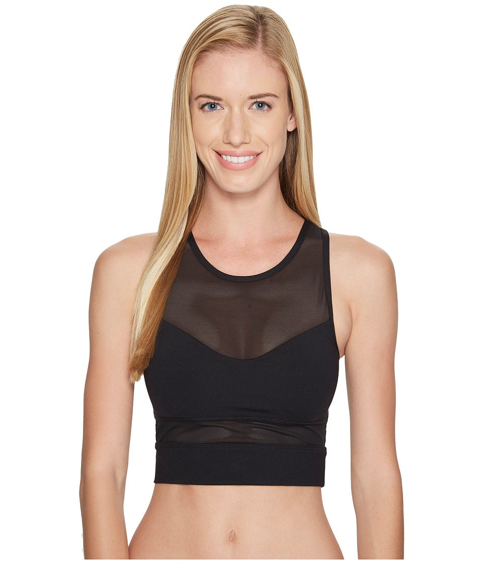 Lorna Jane - Amelia Sports Bra (Black) Women's Bra