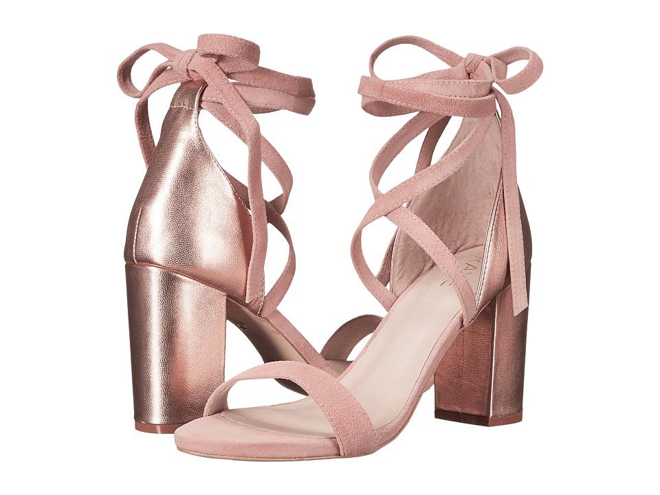 RAYE - Layla (Rose Gold) High Heels