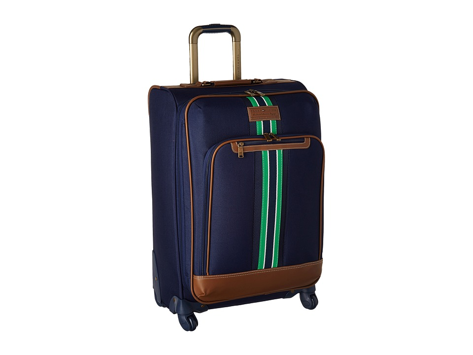 Tommy Hilfiger - Santa Monica 25 Upright Suitcase (Navy 2) Luggage