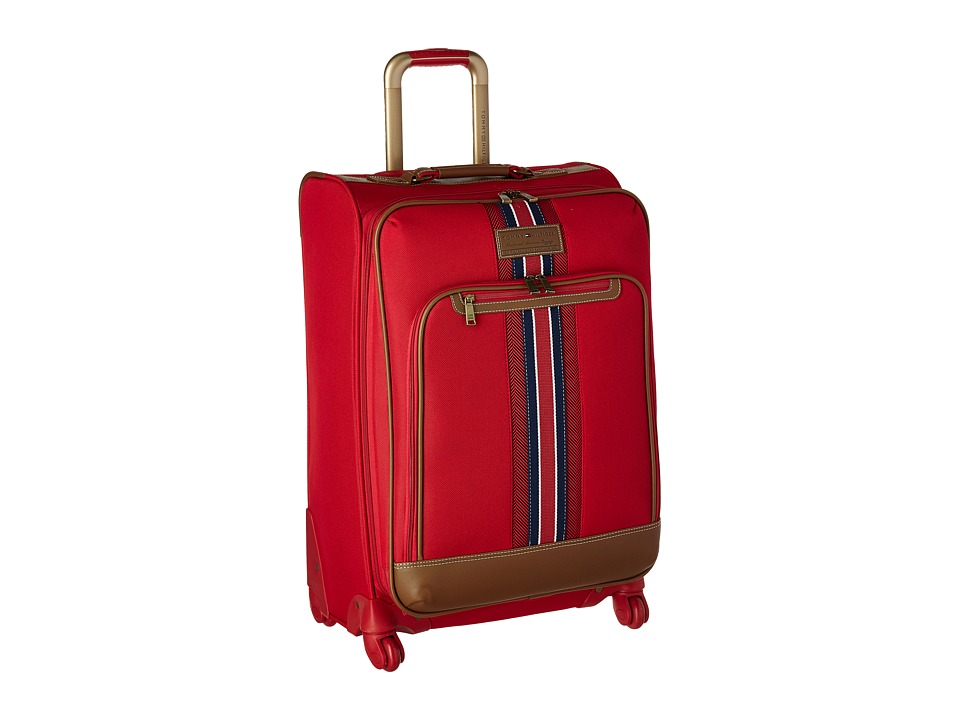 Tommy Hilfiger - Santa Monica 25 Upright Suitcase (Red) Luggage