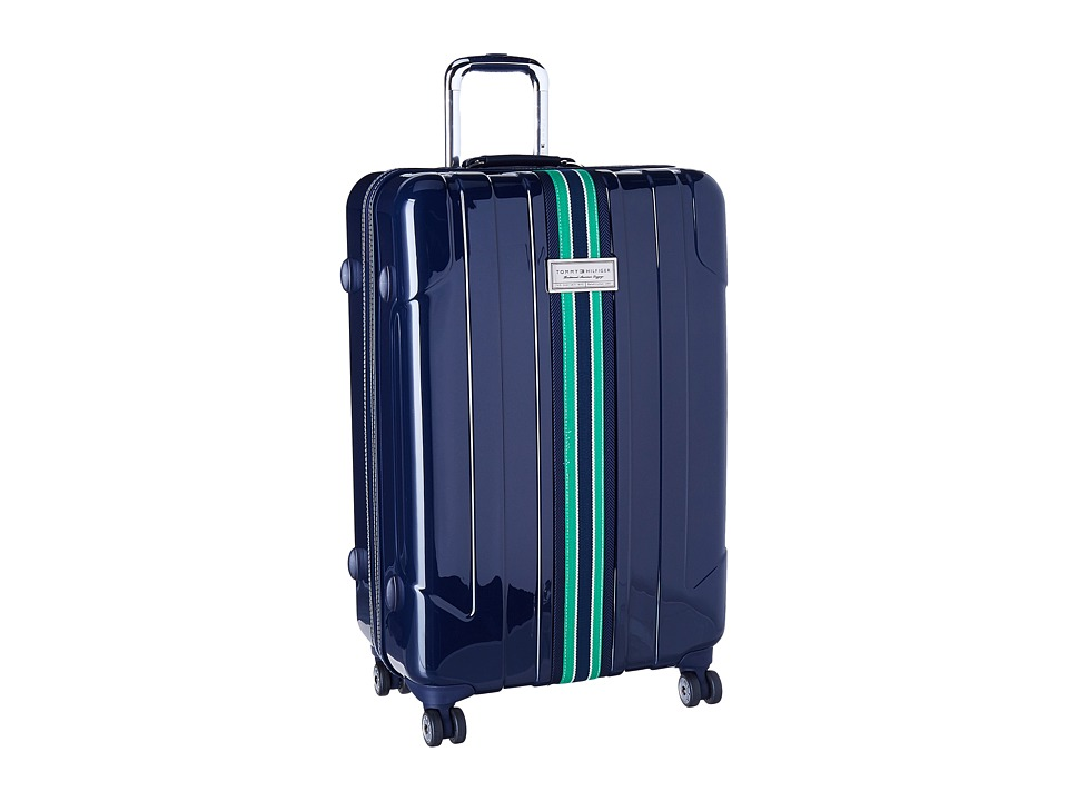Tommy Hilfiger - Santa Monica 28 Upright Suitcase (Navy 2) Luggage
