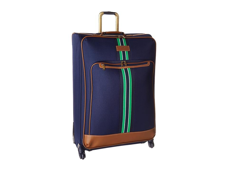 Tommy Hilfiger - Santa Monica 32 Upright Suitcase (Navy) Pullman Luggage