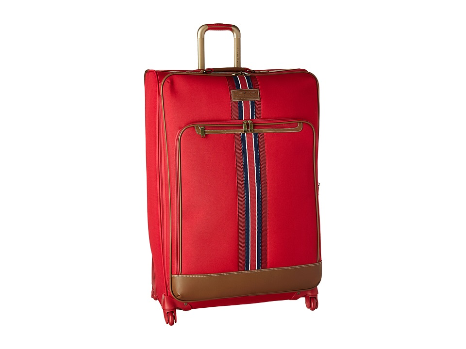 Tommy Hilfiger - Santa Monica 32 Upright Suitcase (Red) Pullman Luggage