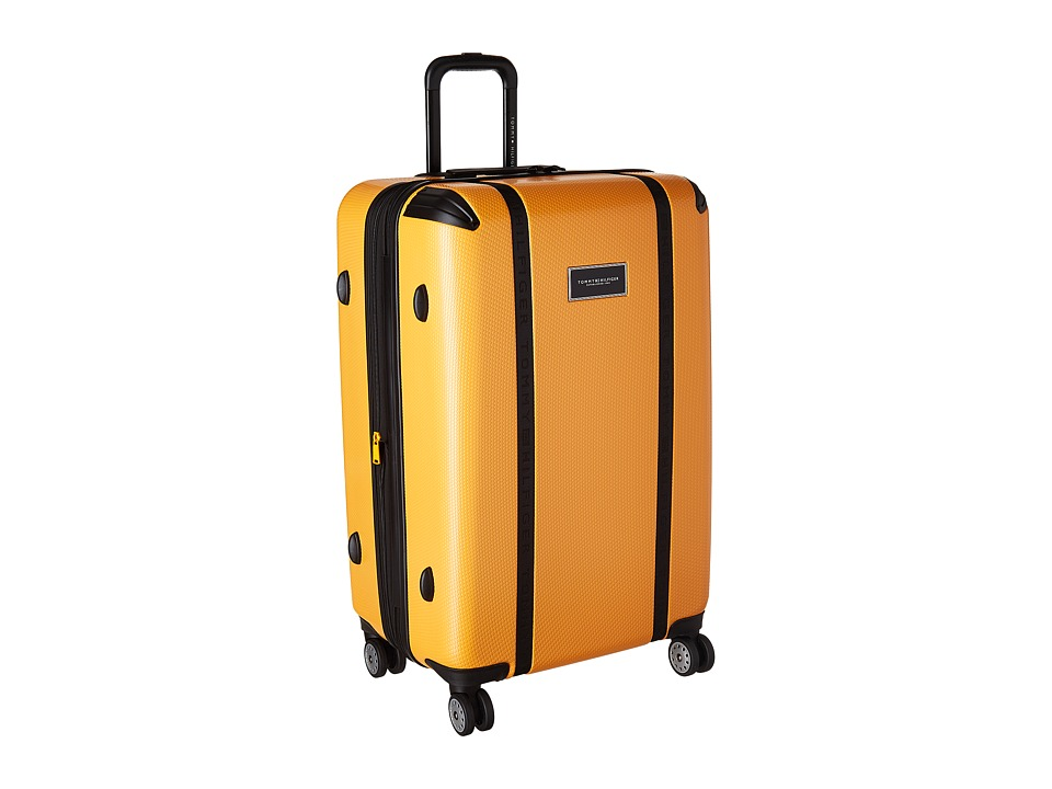 Tommy Hilfiger - Voyage 28 Upright Suitcase (Yellow) Carry on Luggage