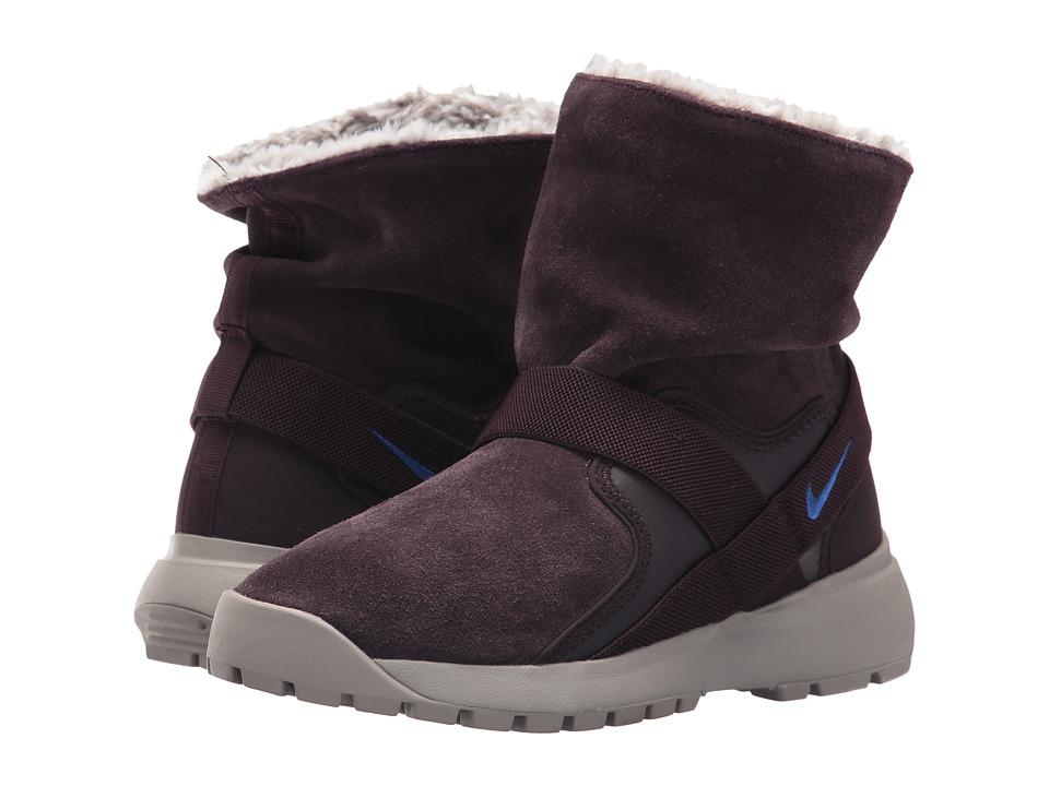 Nike Golkana Boot (Port Wine/Racer Blue/Cobblestone) Women