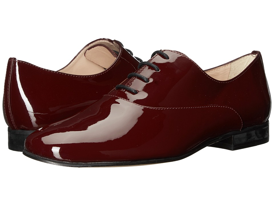 L.K. Bennett - Isabelle (Red Oxblood Patent) Women's Shoes