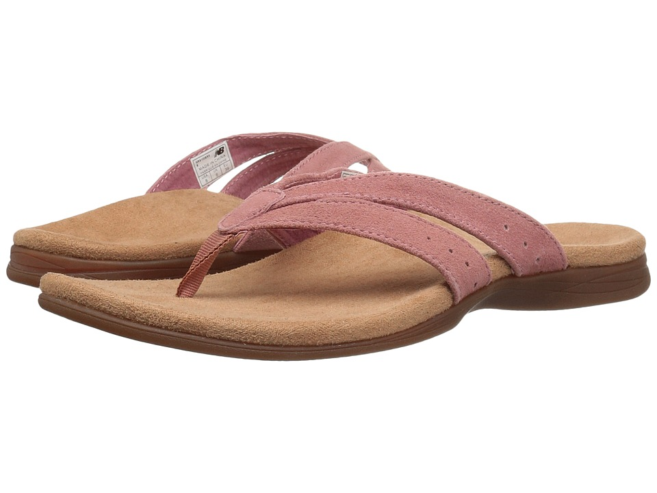 New Balance - Shasta Thong (Brick) Women's Sandals