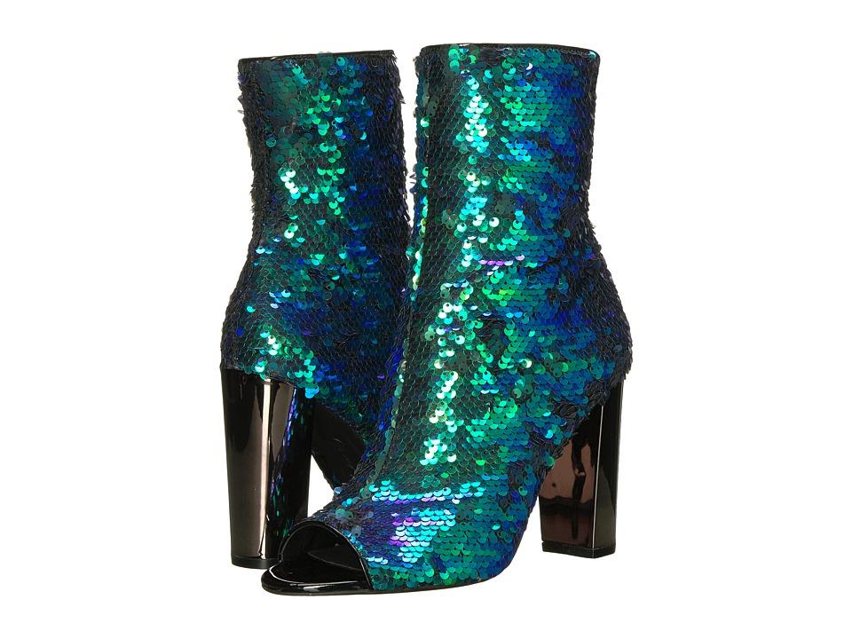 Jessica Simpson - Elara (Mermaid/Mermaid Sequins) Women's Shoes