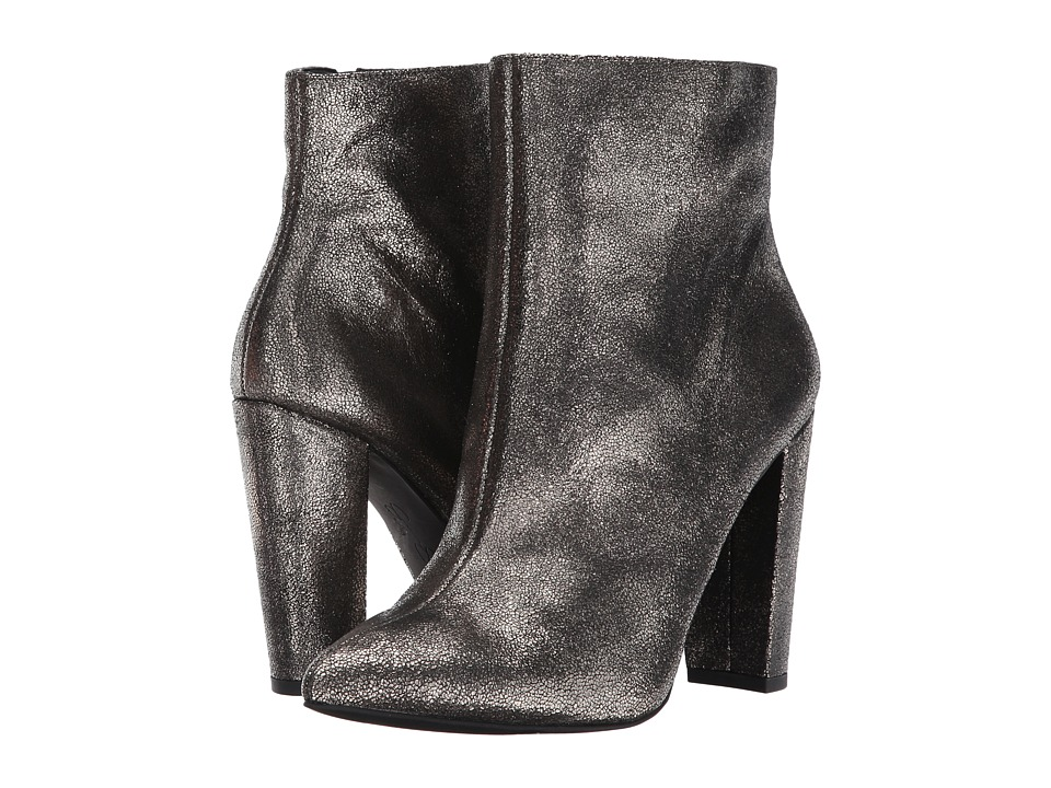 Jessica Simpson Teddi (Black/Gunmetal Distressed Metallic) Women