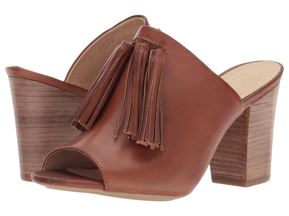 Cordani Charro (Honey Leather) High Heels