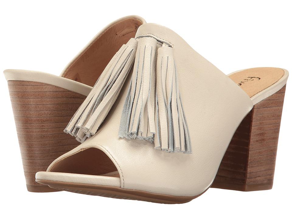 Cordani Charro (White Leather) High Heels