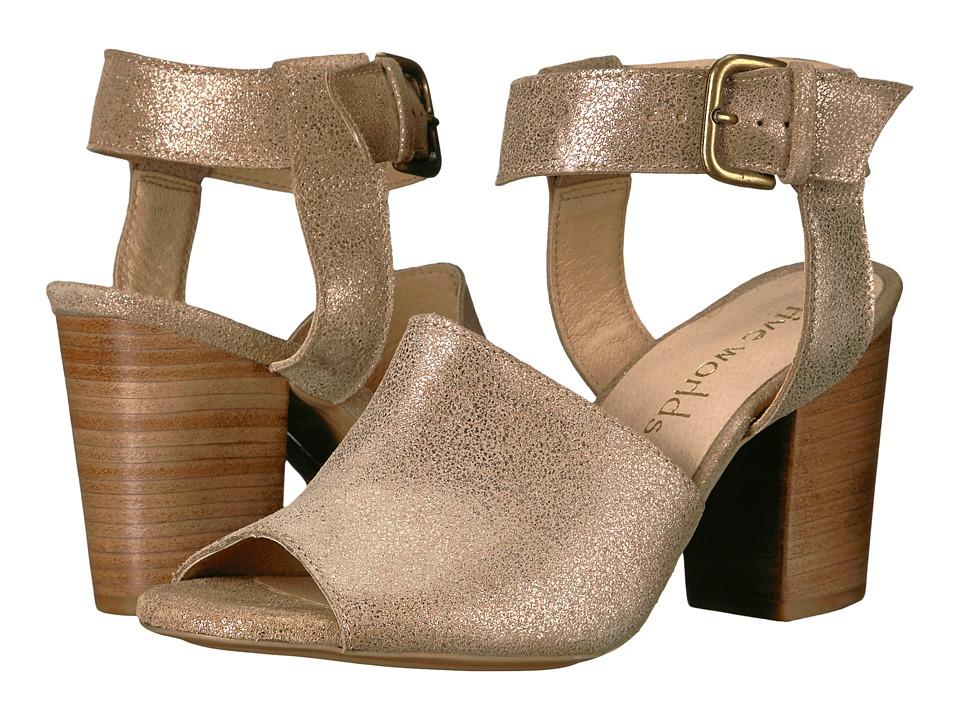 Cordani Clarita (Brushed Gold) Women