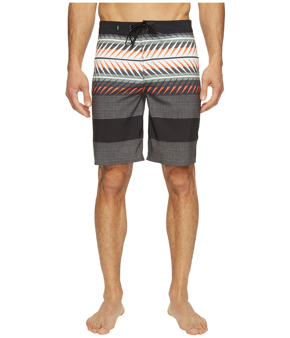 Vans - Era Stretch Boardshorts 20 (New Charcoal) Men's Swimwear