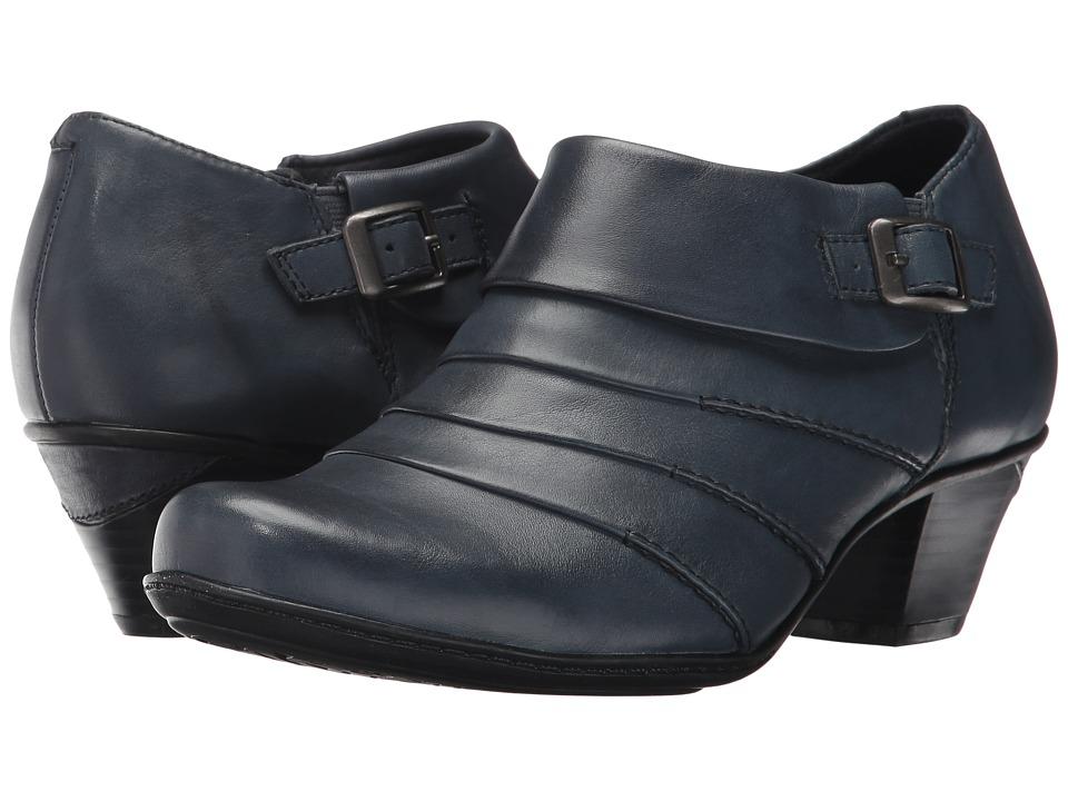 Earth Dawn (Admiral Blue Full Grain Leather) High Heels