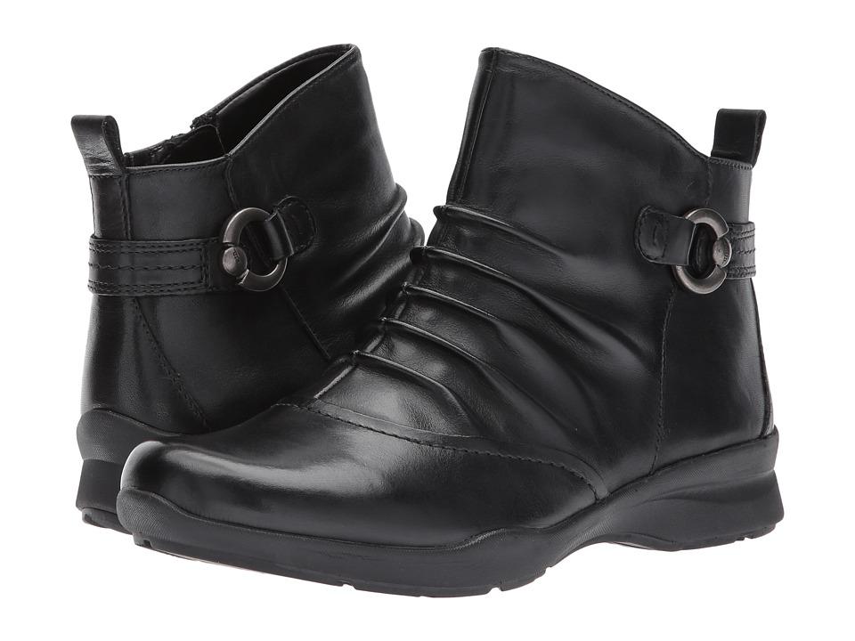 Earth Alta (Black Full Grain Leather) Women