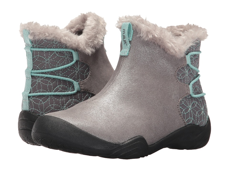 M.A.P. - Valley (Little Kid/Big Kid) (Grey) Girl's Shoes
