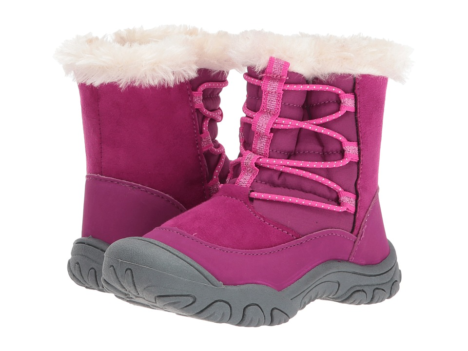 M.A.P. - Coralie (Toddler) (Fuchsia/Pink) Girl's Shoes