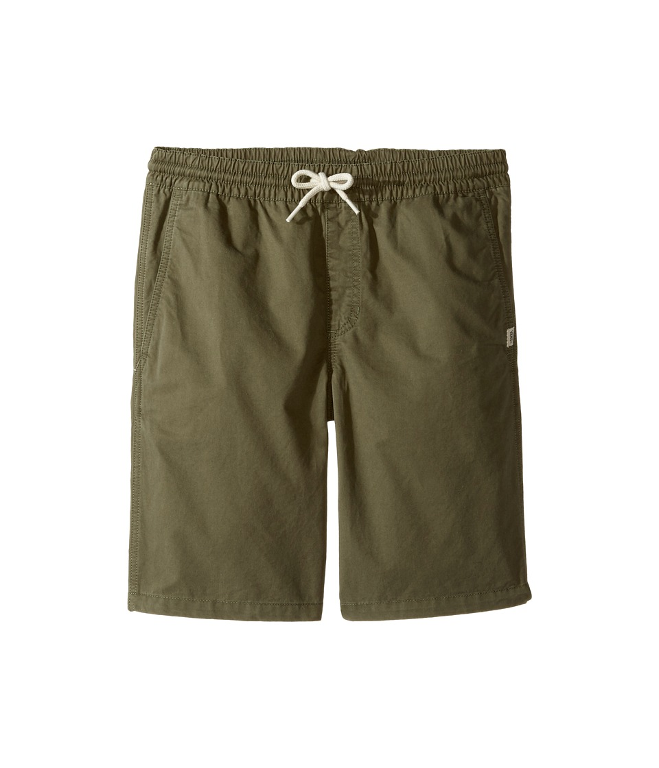 Vans Kids - Range Shorts (Big Kids) (Grape Leaf) Boy's Shorts