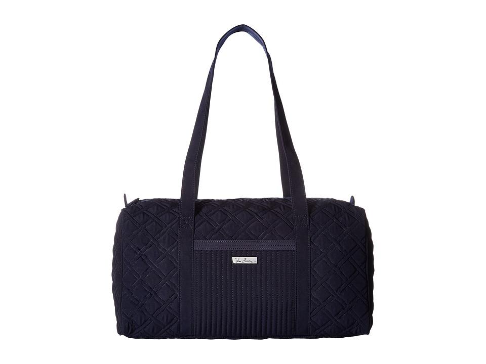 Vera Bradley - Small Duffel (Classic Navy) Duffel Bags