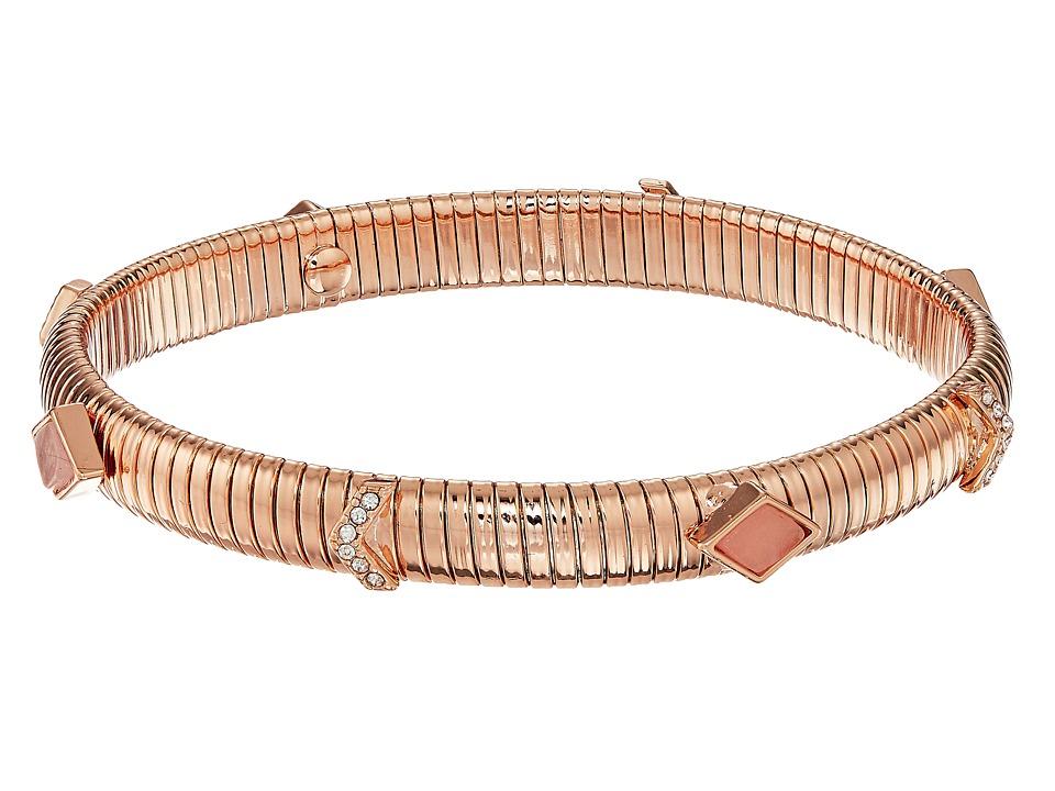 Vera Bradley - Stylist Bracelet (Rose Gold Tone) Bracelet