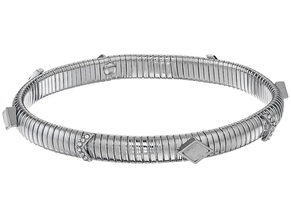 Vera Bradley - Stylist Bracelet (Silver Tone) Bracelet