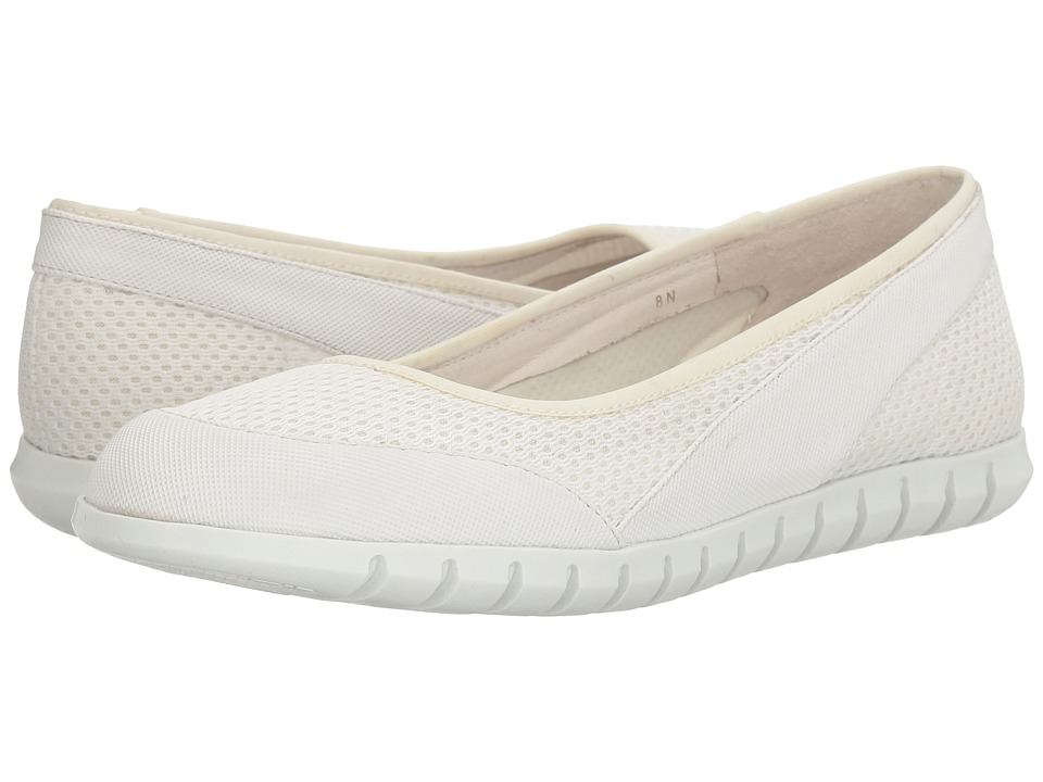 Vaneli - Kenda (White/White Mesh) Women's Zip Boots