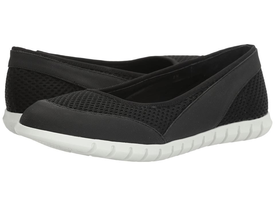 Vaneli - Kenda (Black/Black Mesh) Women's Zip Boots