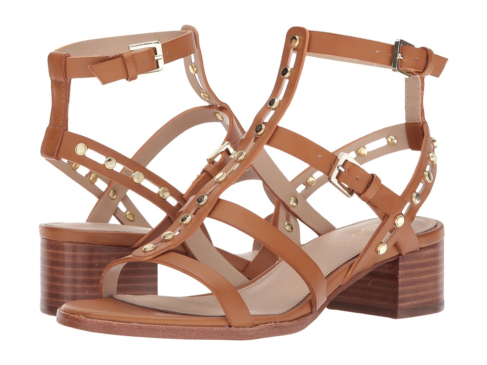 ALDO - Jaxsona (Cognac) Women's 1-2 inch heel Shoes