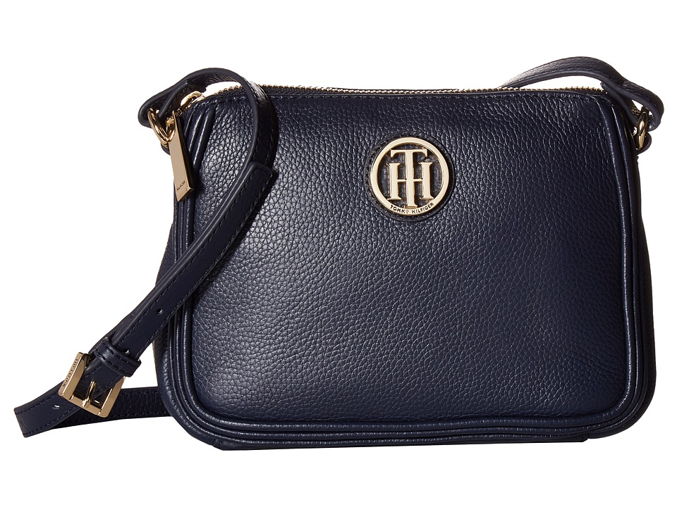 Tommy Hilfiger - Alice East/West Crossbody (Tommy Navy) Cross Body Handbags