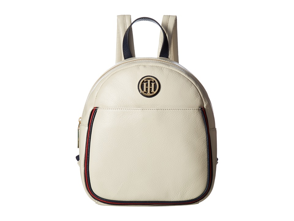 Tommy Hilfiger - Alice Backpack (Oatmeal) Backpack Bags