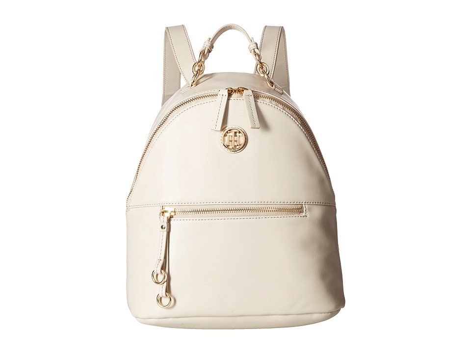 Tommy Hilfiger - Kiara Dome Backpack (Oatmeal) Backpack Bags
