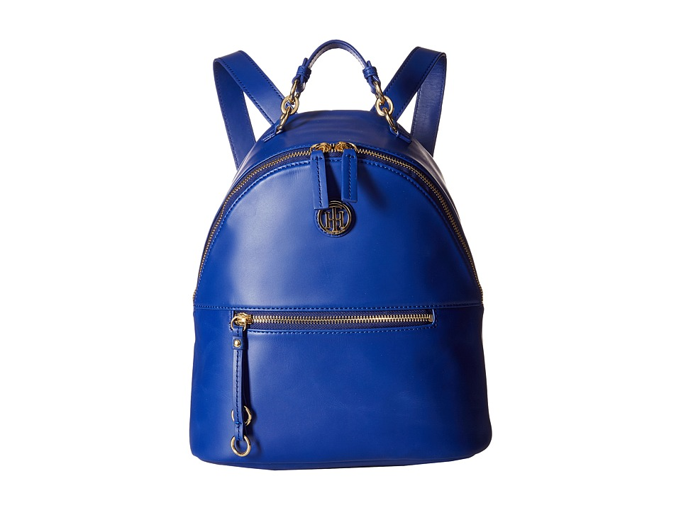 Tommy Hilfiger - Kiara Dome Backpack (Cobalt) Backpack Bags