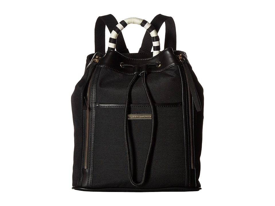 Tommy Hilfiger - Angelica Backpack (Black) Backpack Bags