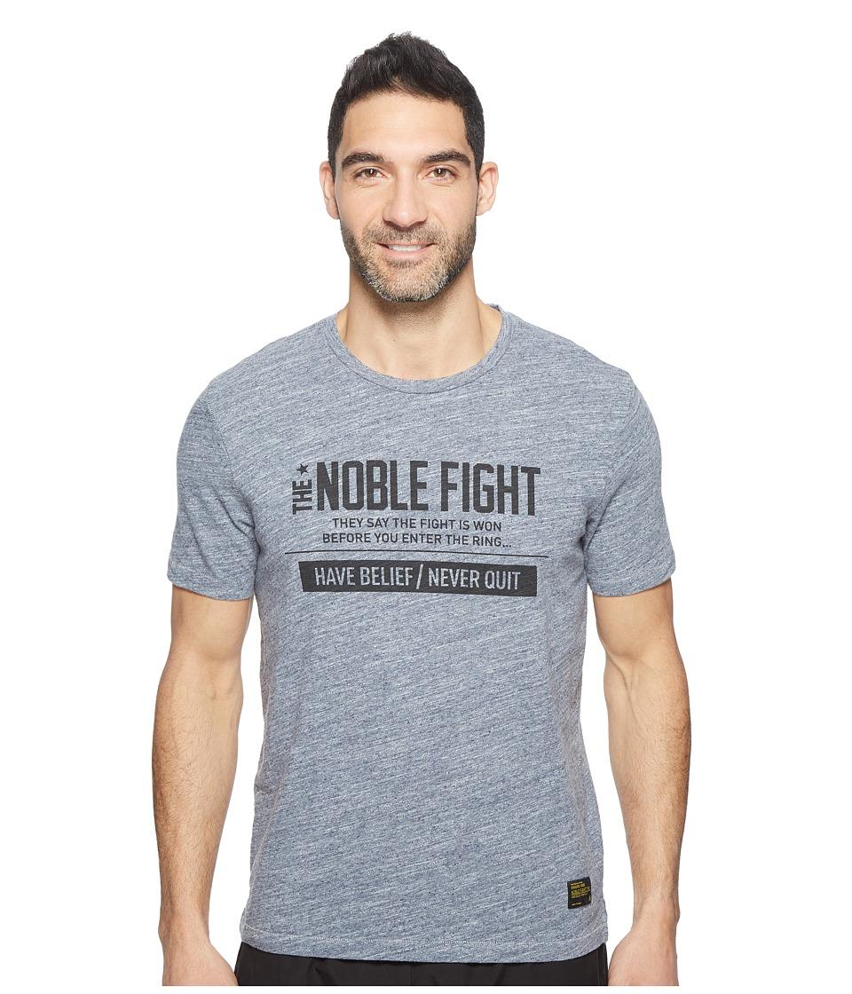 Reebok - X Tee (Grey) Men's T Shirt
