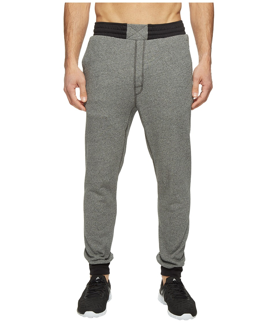 Reebok - X Lifestyle Pants (Grey) Men's Casual Pants