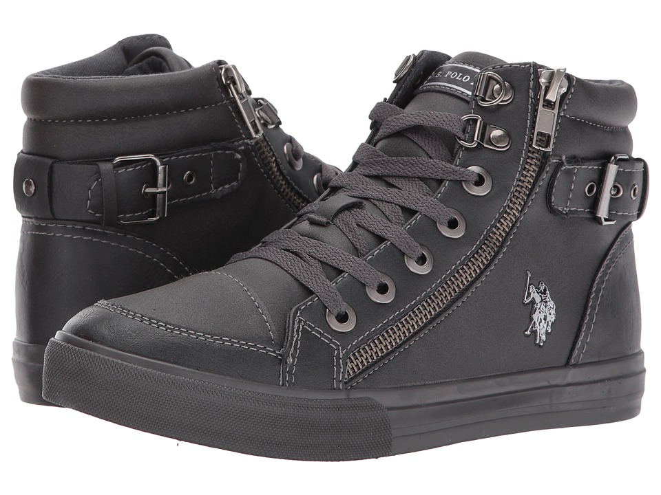 U.S. POLO ASSN. - Cady (Dark Grey/Dark Grey) Women's Shoes