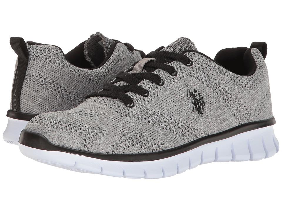 U.S. POLO ASSN. - Emery-K (Grey) Women's Shoes