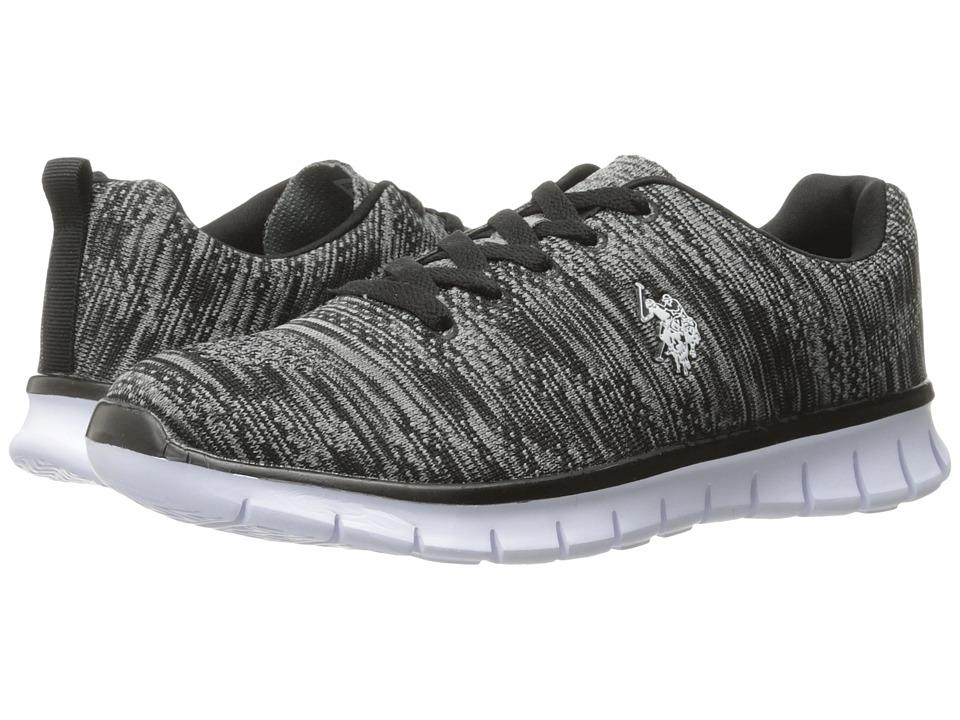 U.S. POLO ASSN. - Emery-K (Black) Women's Shoes