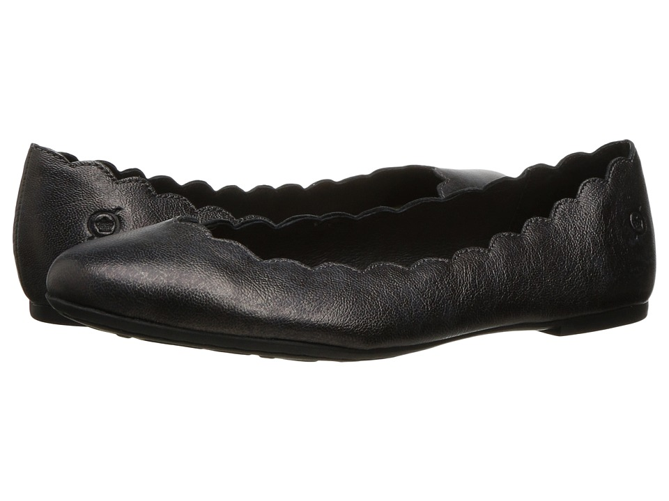 Born - Allie (Fucile Metallic) Women's Shoes