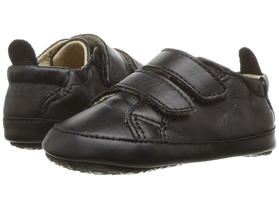 Image of Old Soles - Bambini Markert (Infant/Toddler) (Black) Boy's Shoes