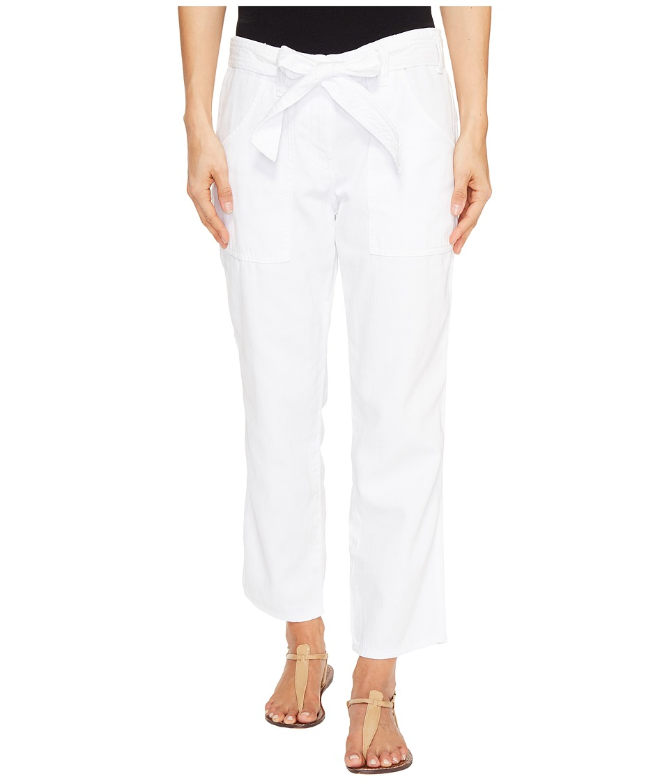 Sanctuary - Karate Crop Pants (White) Women's Casual Pants