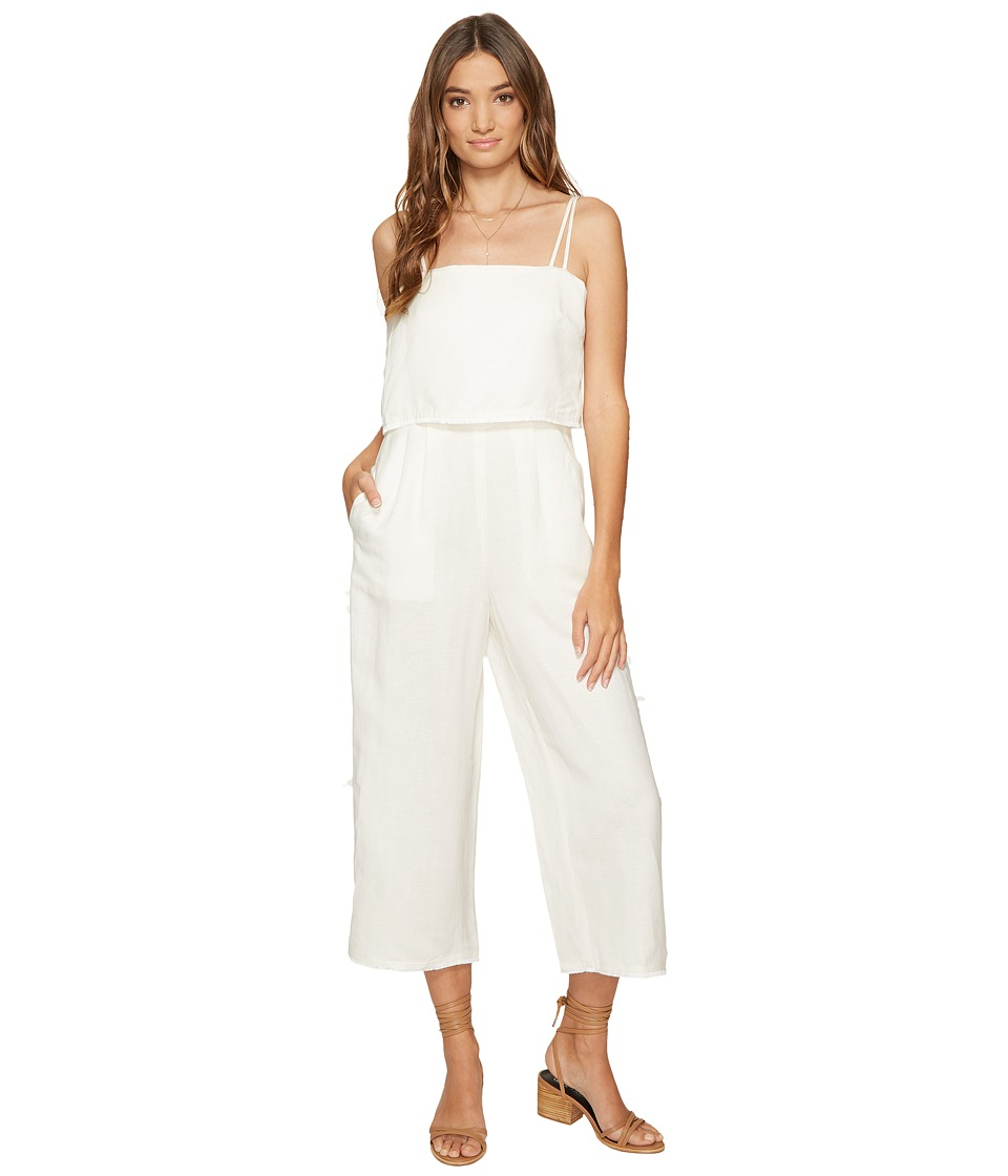 Dolce Vita - Alida Jumpsuit (Ivory) Women's Jumpsuit & Rompers One Piece
