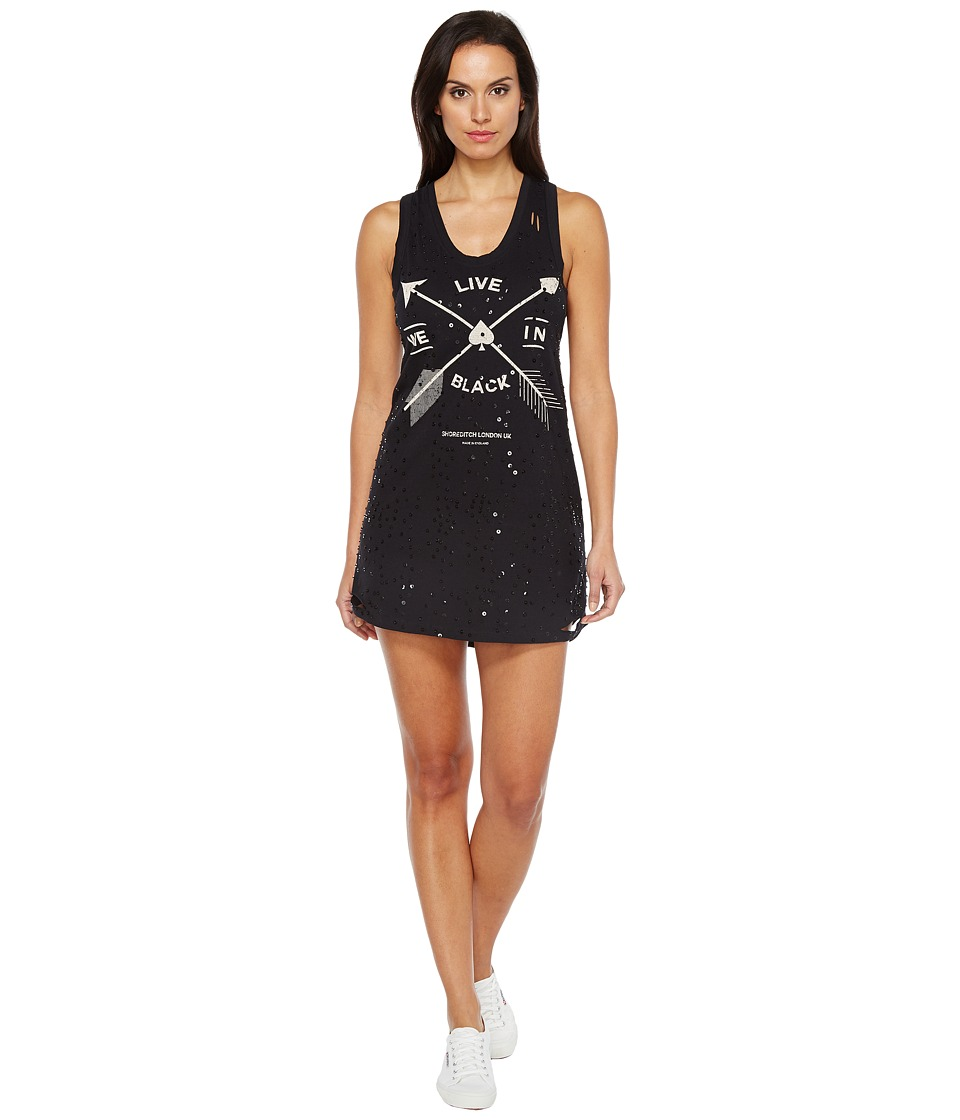 Religion - Esteem Dress (Black) Women's Dress