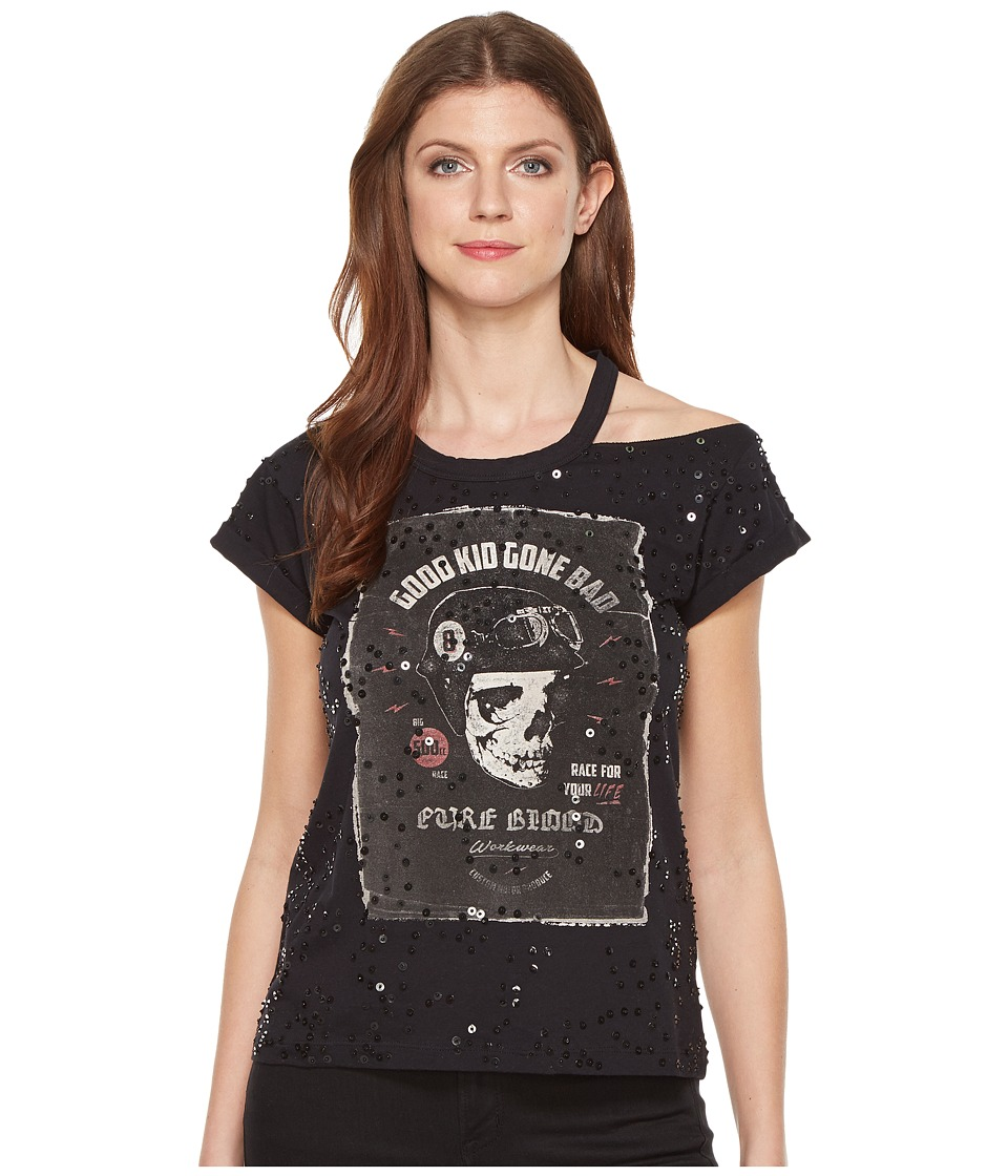 Religion - Esteem Tee (Jet Black) Women's T Shirt