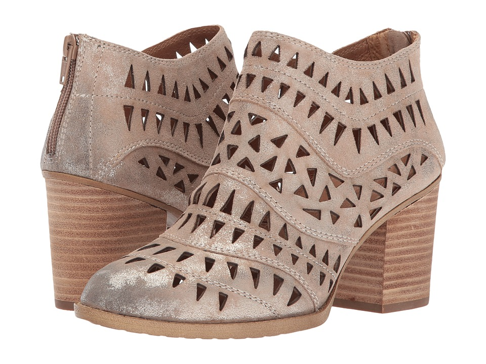 Sofft Westwood (Anthracite Distressed Foil Suede) Women