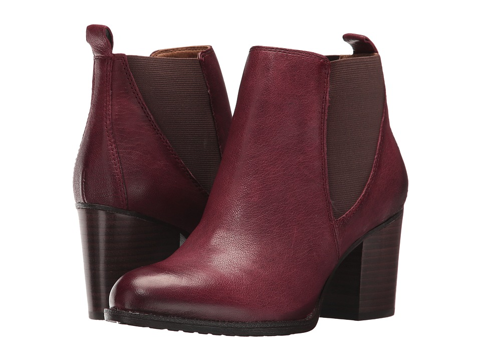 Sofft Welling (Wine Red Oleoso) Women